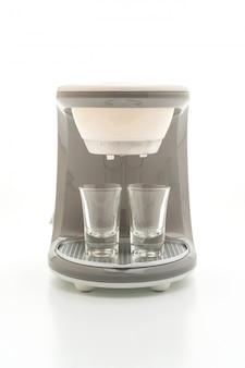 커피 메이커 기계 절연