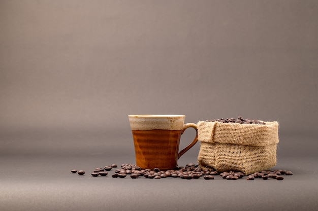 Кофейная кружка любовь пить кофе дает энергию