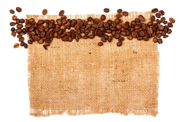 Coffee and sackcloth