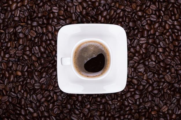 コーヒーテーブル、トップビュー