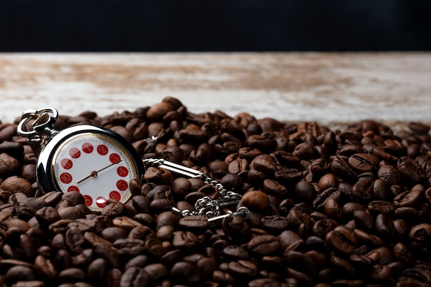 Coffee time red