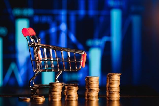 Монеты стека пошагово растут в цене, увеличивая прибыль