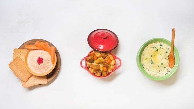 Колканнон, традиционное ирландское блюдо с картофельным пюре и капустой