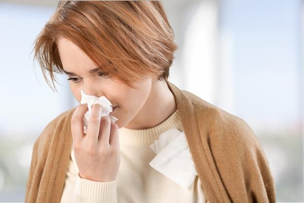감기와 독감 시즌