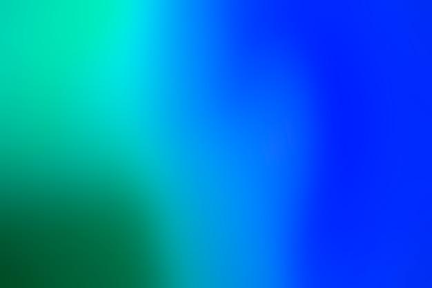 Холодная цветовая гамма в смеси