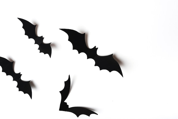 Collection of creepy bats