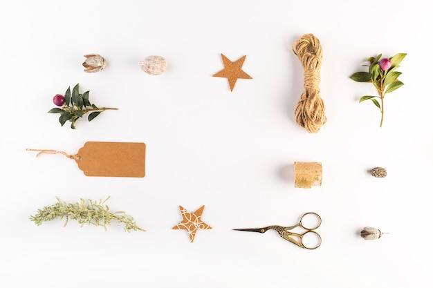 Collection of different ornaments