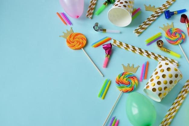 Сбор конфет и одноразовых стаканчиков