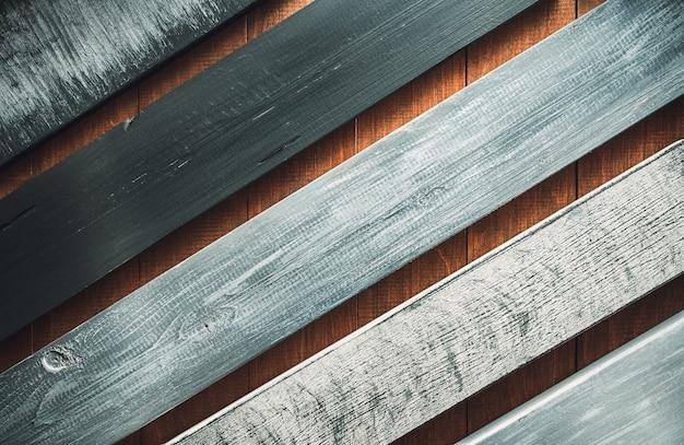 テクスチャとしての木の板のコレクション