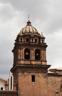 ペルーの植民地時代の建築