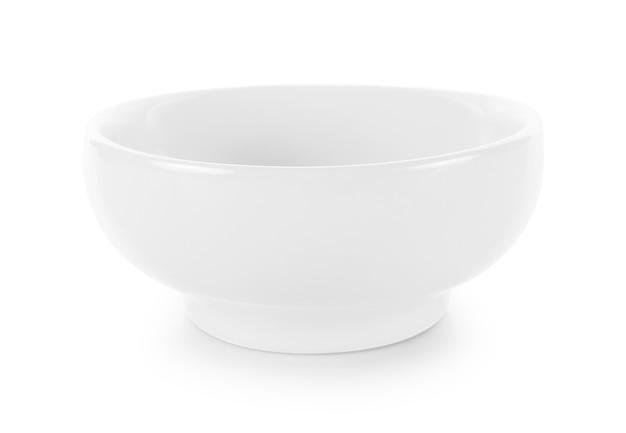 Цветная чаша, изолированные на белом фоне