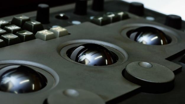 텔레시네 랩 포스에서 필름 또는 영화 색조를 편집하기 위한 컬러 그레이딩 조정 컨트롤러 장비