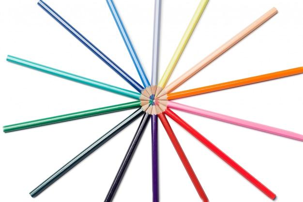 星の色鉛筆