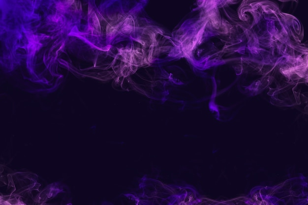 Color smoke abstract wallpaper, aesthetic background design