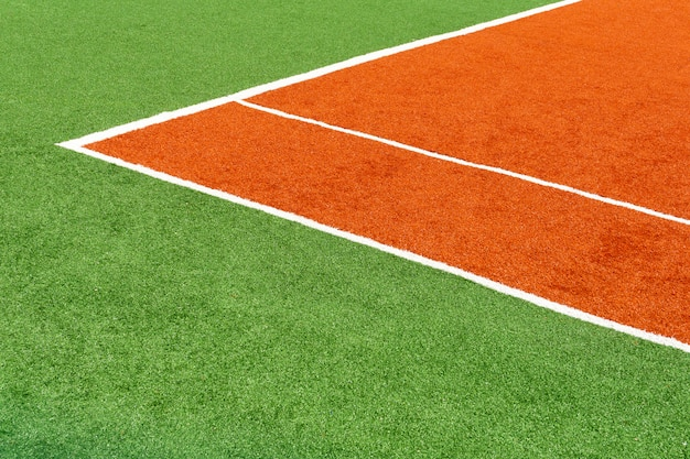 Color sports court tennis coverage.