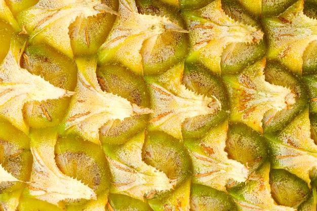 パイナップルの皮の黄色color.texture抽象