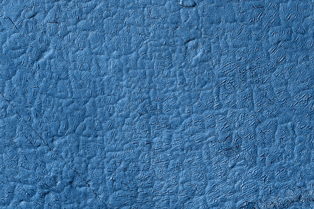 Color of the year 2020 classic blue. background with abstract texture