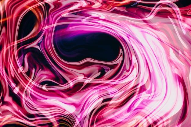 色付きの抽象的なぼやけた明るい背景。色調のアクリル絵の具の抽象的な背景