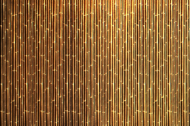 Colored bamboo background