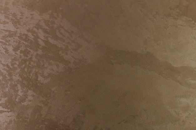 粗面の着色セメント壁