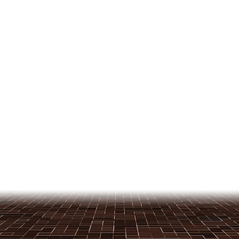 着色されたセラミック石。抽象的な滑らかな茶色のモザイクテクスチャ抽象的なセラミックモザイクで飾られた建物。抽象的なシームレスなパターン。