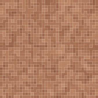 컬러 세라믹 스톤. 추상 부드러운 갈색 모자이크 텍스처 추상 세라믹 모자이크 장식 건물입니다. 추상 완벽 한 패턴입니다.