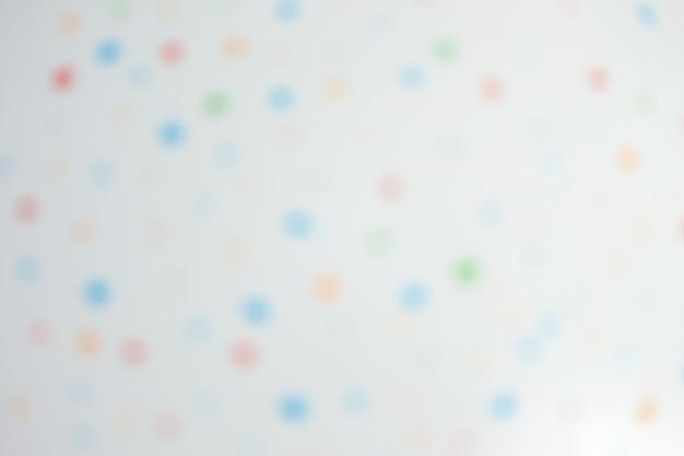 Цветные капли воды, несфокусированные, абстрактный фон, pettern.