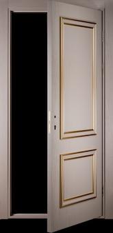 Цветной вход открыл дверь. дизайн интерьера