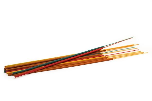 Цветные ароматические палочки