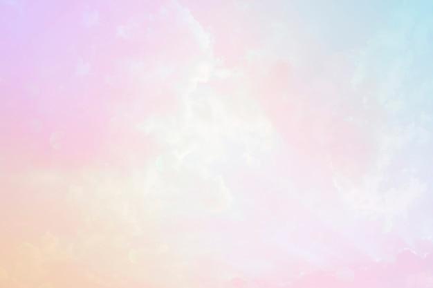 Красочный абстрактный пастельный узорчатый фон