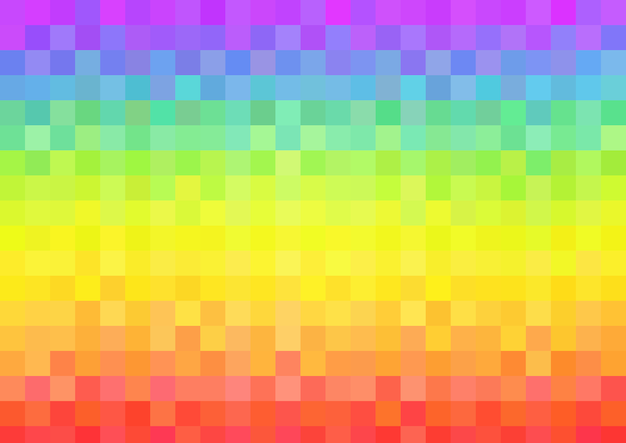 Colorful abstract pattern gradient wallpaper