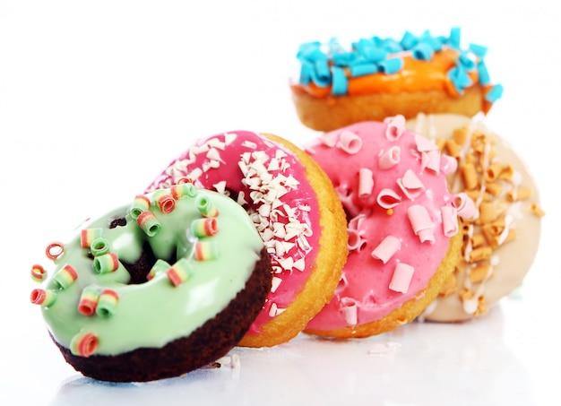 화려하고 맛있는 도넛