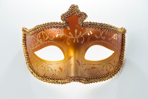 Colorful beautiful carnival mask