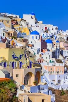 カラフルな美しいギリシャ