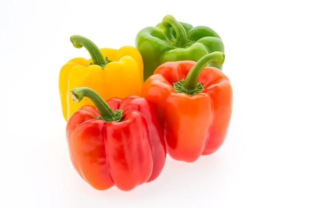 Peperone colorato