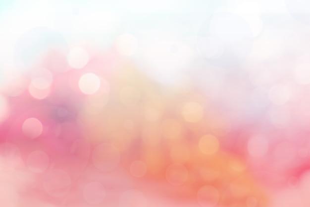 Красочный фон bokeh.abstract огни расфокусированным фоном. рождественский фон.