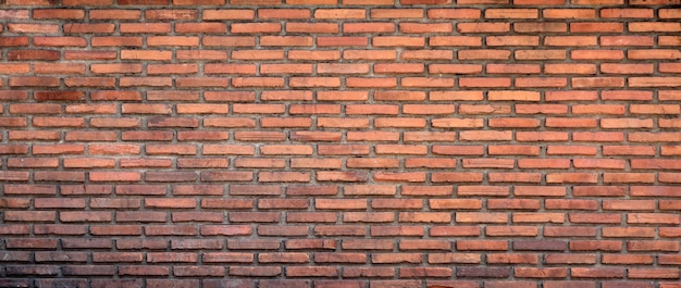 Colorful brick wall is a block texture background