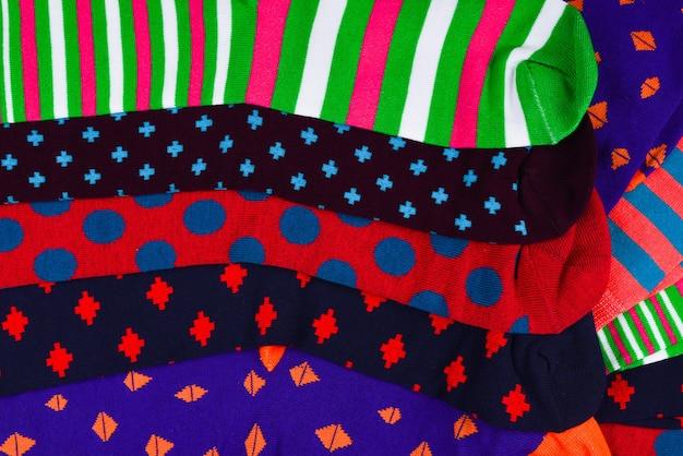 Красочная коллекция хлопковых носков
