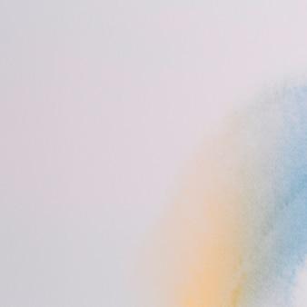 Красочный компост с акварельными мазками