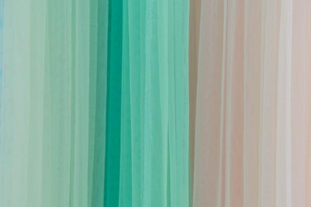 カラフルな布の背景