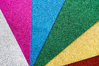 Colorful glitter abstract background