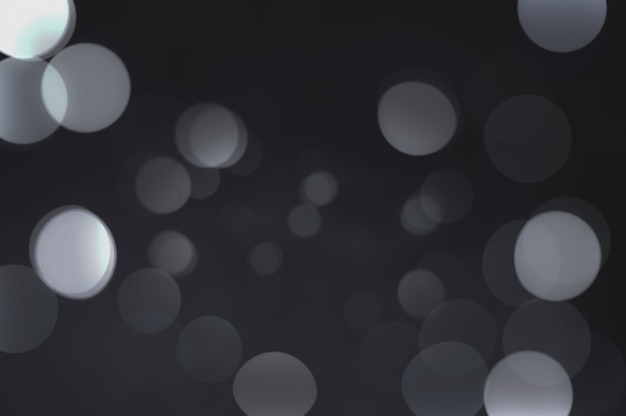 Colorful glitter vintage lights background. defocused