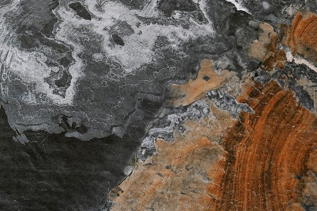 カラフルな天然大理石の石のテクスチャ背景