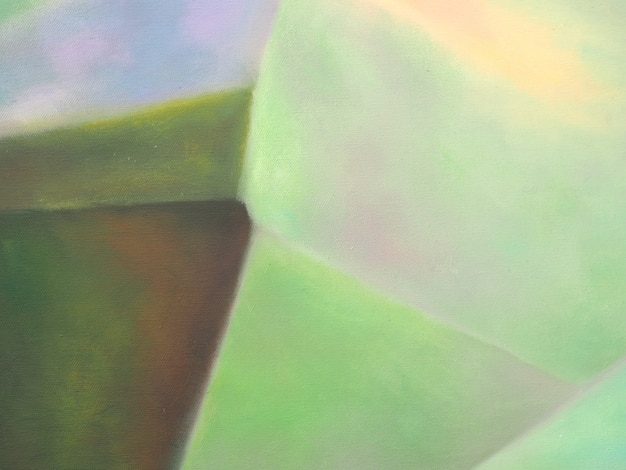 Colorful oil paint abstract.