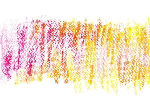 Красочная краска на бумаге
