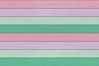 Colorful painted wooden wall texture