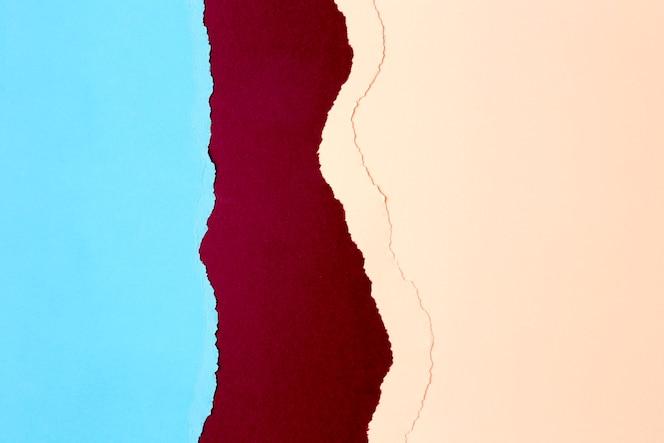 다채로운 종이 모양 배경 디자인