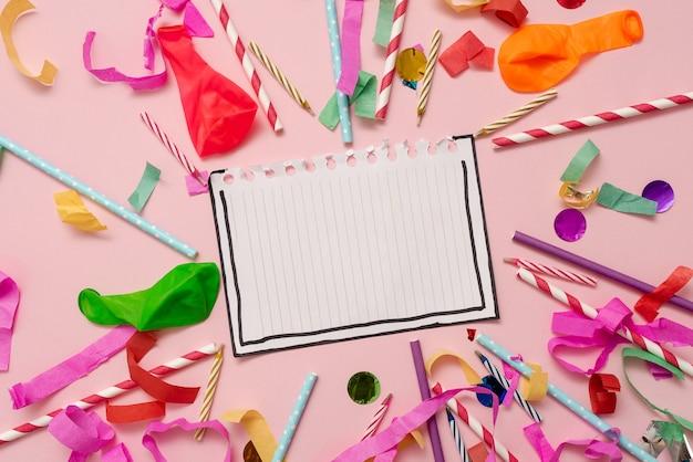 화려한 파티 컬렉션, 화려한 축하 재료, 밝은 축제 키트, 깜짝 생일 배시 만찬, 결혼 기념일 연회, 졸업식,