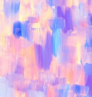 Красочная пастельная кисть, текстура, живопись, абстрактный фон, ручная работа, оригинал, сканирование в высоком разрешении