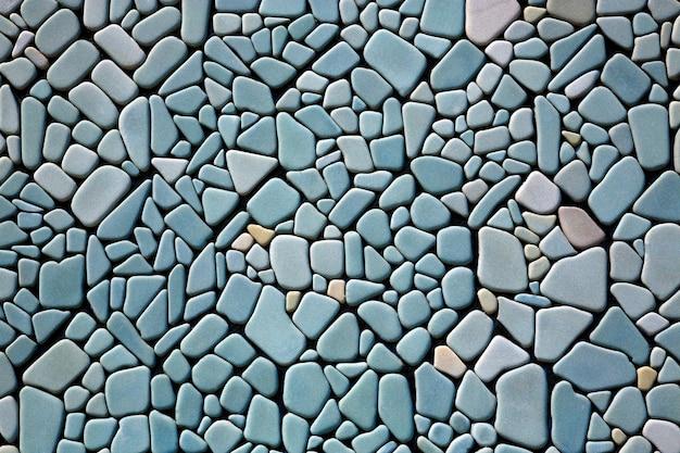 背景のカラフルな模様の石の表面。